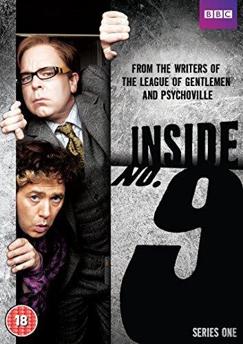 Inside No. 9 ( Inside Number Nine ) [ NON-USA FORMAT, PAL,...