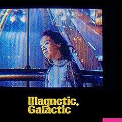 G.RINA「Magnetic, Galactic」のCDジャケット