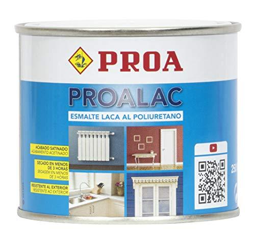 Esmalte Laca al poliuretano Proalac
