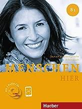 Menschen hier B1. Arbeitsbuch mit 2 Audio-CDs: Deutsch als Fremdsprache