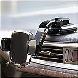 BESTRIX Phone Holder for Car, SmartClamp Car...