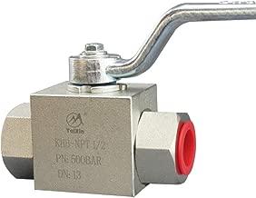 high pressure shut off valve