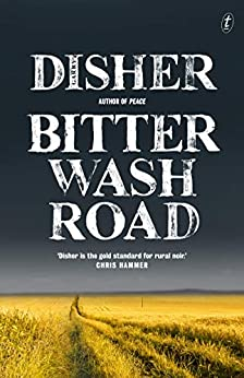 Bitter Wash Road by [Garry Disher]