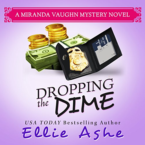 Dropping the Dime audiobook cover art