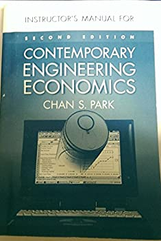 Paperback Contemporary Engineering Economics Book