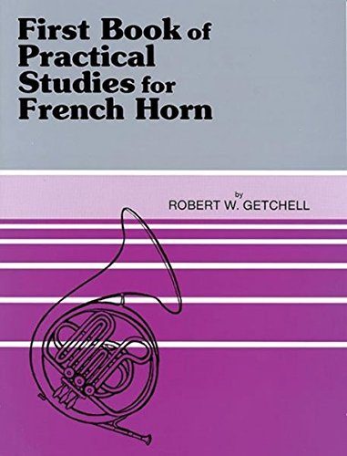 First Book of Practical Studies for French Horn