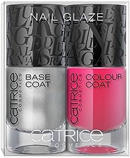 Catrice Cosmetics Limited Editon Alluring Reds C01 Object Of Desire - Esmalte de uñas (2 x 10 ml) color rojo