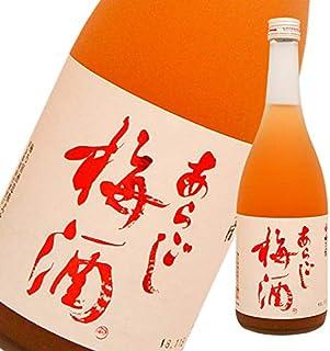 梅乃宿 あらごし梅酒(12゜) 720ml