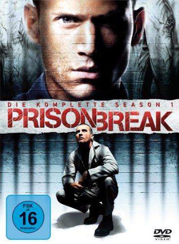 Prison Break - Die komplette Season 1 (6 DVDs)