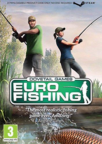Pccd Dovetail Games Euro Fishing (Downloadable) (Eu)