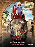 Kika Superbruja y el viaje a Mandolán - El álbum de la película (Castellano - A Partir De 8 Años - Personajes - Kika Superbruja)