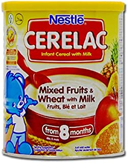 Cerelac Mixed Fruit 400g (3 Pack)
