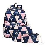 School Backpack for Teen Girls School Bags Lightweight Kids Girls School Book Bags Backpacks Sets