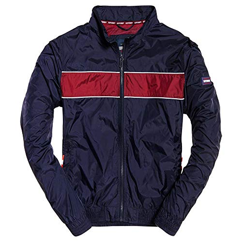Superdry Academy Clubhouse French Navy XS