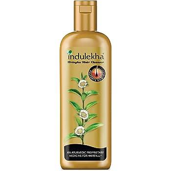 Indulekha Bringha Shampoo, Proprietary Ayurvedic Medicine for Hair Fall, 200ml