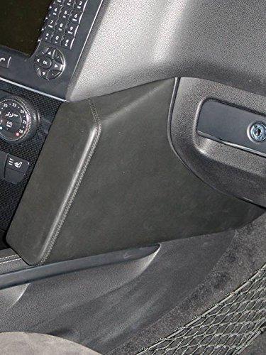 KUDA 091595 Halterung Kunstleder schwarz für Mercedes M-Klasse (W164) ab 07/2005 & MB GL-Klasse (X164) ab 09/2006