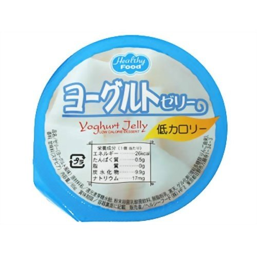 低カロリーデザート ヨーグルト風味ゼリー 65g