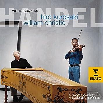 Handel - Violin Sonatas