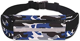 COAFIT Waist Bag Beer Belly Anti-theft Fanny Pack Waist Pack Fanny Pouch for Men