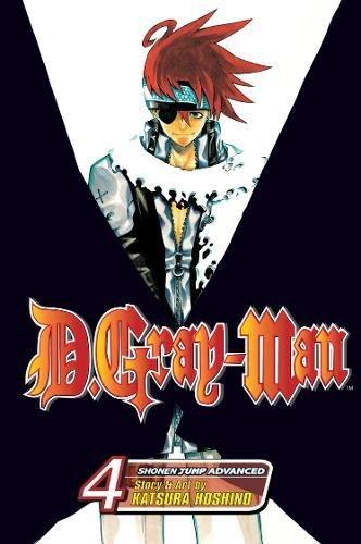 D GRAY MAN GN VOL 04 (CURR PTG) (C: 1-0-0)