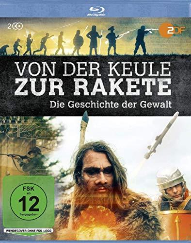 Von der Keule zur Rakete - Die Geschichte der Gewalt [Blu-ray]