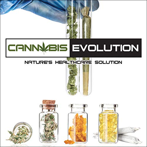 Couverture de Cannabis Evolution