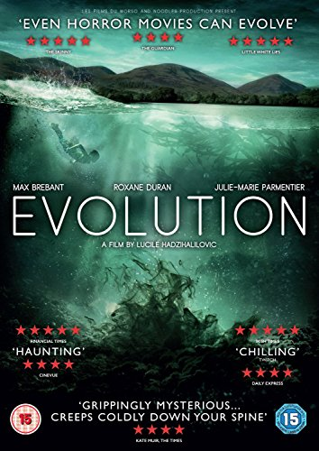 Evolution [DVD] [Reino Unido]