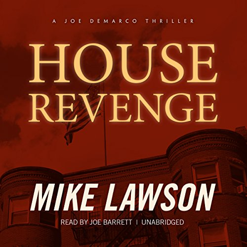 House Revenge audiobook cover art