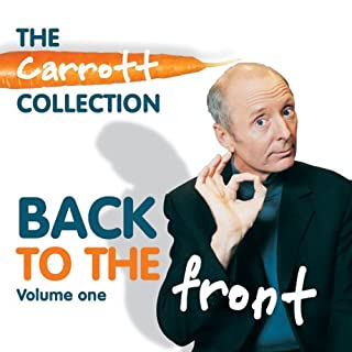 Back to the Front: Carrott Collection, Volume 1 cover art