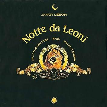 Notte da leoni (feat. Jack the Smoker, Ensi)