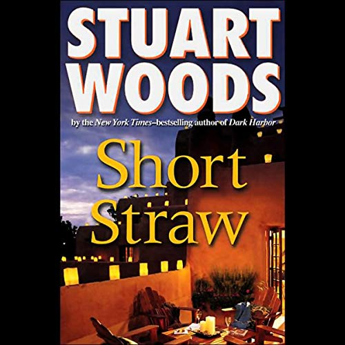 Short Straw audiobook cover art