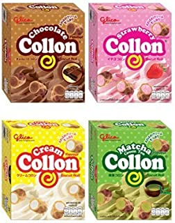 glico collon chocolate