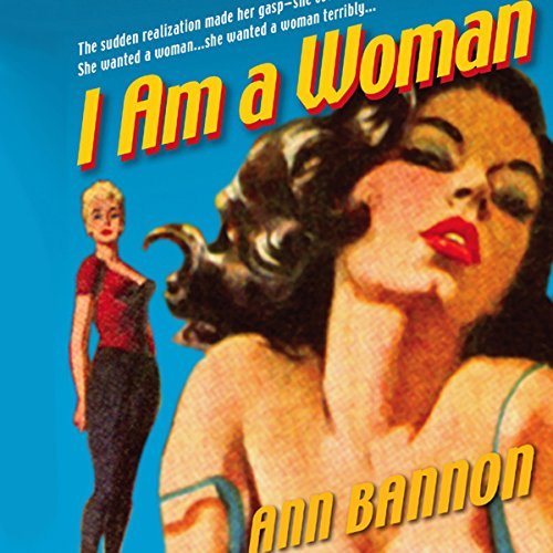 I Am a Woman audiobook cover art