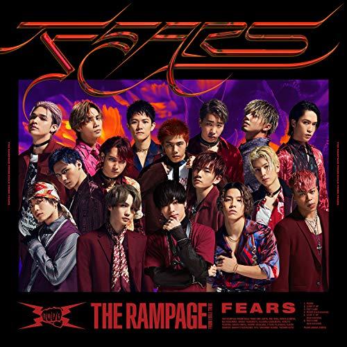 【Amazon.co.jp限定】FEARS(CD+DVD)(メガジャケ付き)