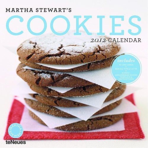 Martha Stewart's Cookies 2012 Calendar