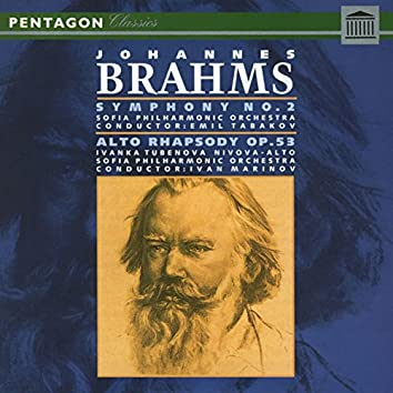Brahms: Symphony No. 2 - Alto Rhapsody, Op. 53