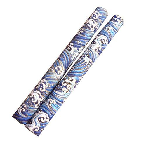 Japanische Art-Kühlraum-Handgriff-Abdeckungs-Küchengerät-Glastür-Handgriffe Beschützer, # 02