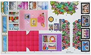 Barbie Hello Dreamhouse - Replacement Stickers DPX21