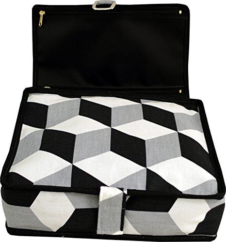 Vagabond Bags Geocube Deluxe Sac fourre-tout