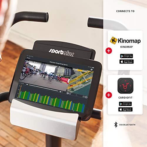 SportPlus Fahrradergometer Bild 5*