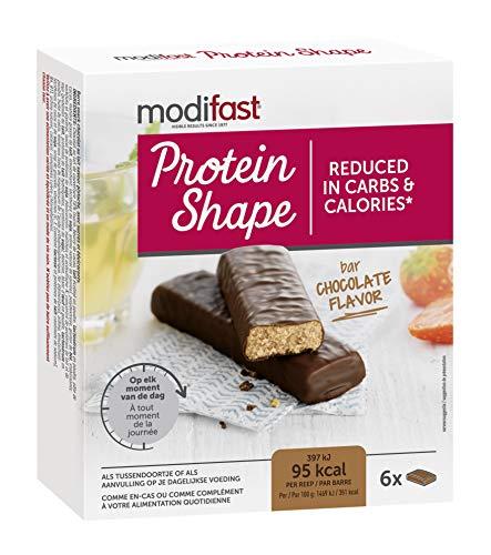 Modifast Protein Shape Reep Chocolade, 162 g, 1 Units