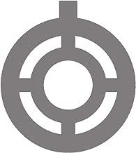 Gun Target Universal 8 Inch Printable Stencil