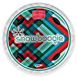 Wham-O Snowboogie Air Tube 48' | Single or Double Rider Snow Sleds | Inflatable Sled with Soft Handles | Slick Bottom for Speed & Control | Snow Sledding for Adults & Children | Holidays & Winter