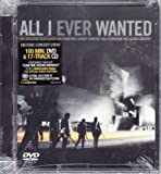 All I Ever Wanted - The Airborne Toxic Event - LIMITED EDITION CD AND DVD - Live From Walt Disney Concert Hall Featuring The Calder Quartet