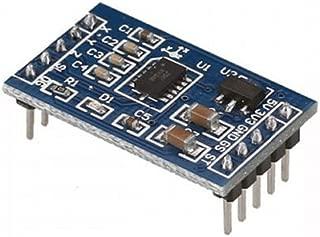 Solu ®Mma7361 3-axis Accelerometer Sensor Module for Arduino DIY Substitute Mma7260// Arduino Mma7361 (Mma7260) 3-axis Accelerometer Sensor Module// Mma7361 Angle Sensor Inclination Accelerometer Acceleration Module Arduino Speed