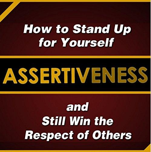 Assertiveness cover art