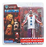 House of 1000 Corpses 6 Inch SEG Toys Action Figure - Captain Spaulding