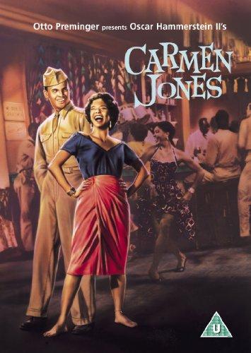 Carmen Jones [Reino Unido] [DVD]