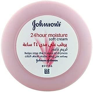 Johnson's 24hour Moisture Soft Cream 200ml