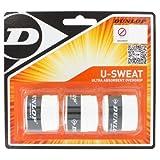 Dunlop U Sweat Tennis Overgrip White by